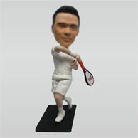 Custom Tennis bobblehead doll