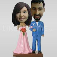 Wedding bobblehead-10515