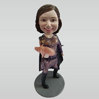 Custom Cartoon characters bobblehead dolls