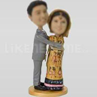 Customize wedding cake toppers-10522