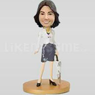 Customized bobble heads-10584