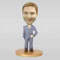 Customize a bobble head-10058