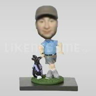 Customized bobblehead dolls-10598