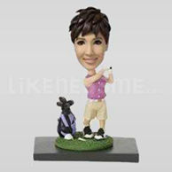 Personalised bobble heads-10601