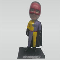 Custom superman bobblehead doll