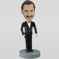 Office bobble head-10614