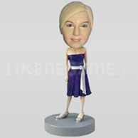Custom Bobblehead Formal-10620