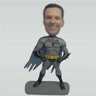 Custom Batman bobbleheads