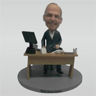 Personalized Custom BOSS bobbleheads