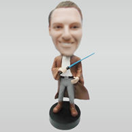 custom film fans bobbleheads