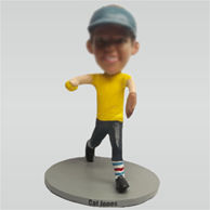 Personalized Custom baseball bobble head
