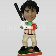 Custom  Baseball Old Timer Bobblehead-10802