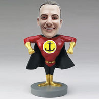 Personalized custom funny bobblehead