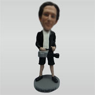 Custom Photographer bobbleheads