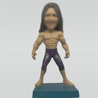 Customize strong man bobble heads