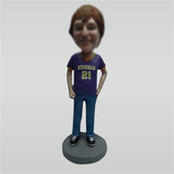 Personalized Custom casual bobblehead dolls