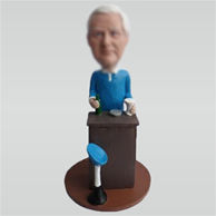 Custom Bar bobbleheads
