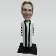 Custom Pastor bobble heads