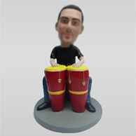 Custom Drum bobbleheads