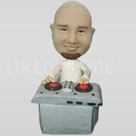 DJ Bobble Head Doll-10960