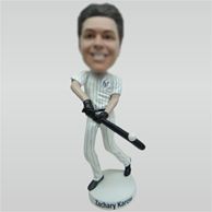 Personalized Custom baseball bobblehead doll