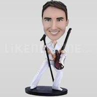 Custom Bobblehead Elvis-10971