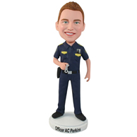 The policeman custom bobbleheads