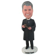 The judge man custom bobbleheads