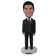 The professor custom bobbleheads