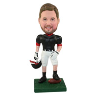 Custom the rugby man  bobble heads