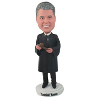 Custom  the judge man bobble heads