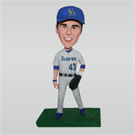 NO.43 baseball player custom bobbleheads
