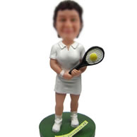 Custom Tennis bobbleheads
