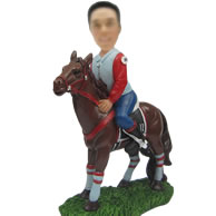 Horse Riding  bobbleheads