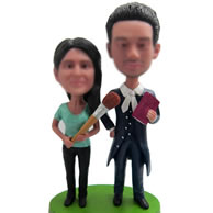 Personalized Custom bobbleheads of funny