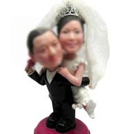 Personalized Custom Wedding cake toppers