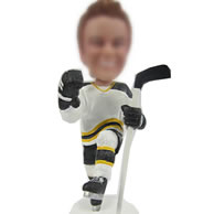 Personalized Hockey bobbleheads