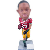 Personalized Rugby bobbleheads