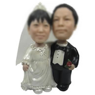 Wedding cake toppers Custom