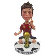 World Cup bobbleheads