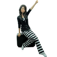 Casual Girl Bobble 12 Inch