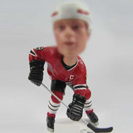 Custom Hockey players bobblehead dolls