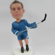 Custom Hockey players bobbleheads