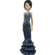 Dressed Up Bobble 12 Inch