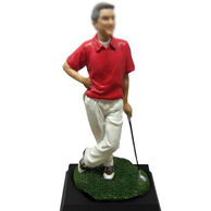 Golf Bobble Heads 12 Inch