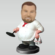Personalized custom Cooks bobbleheads