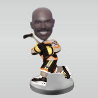 Personalized custom Hockey Players bobbleheads
