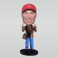 Personalized custom Tourism bobbleheads