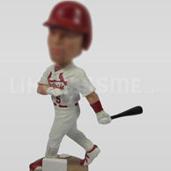 Personalized Baseball athletes bobble heads