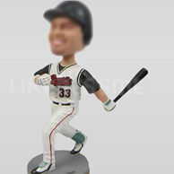 Personalized Baseball athletes bobblehead